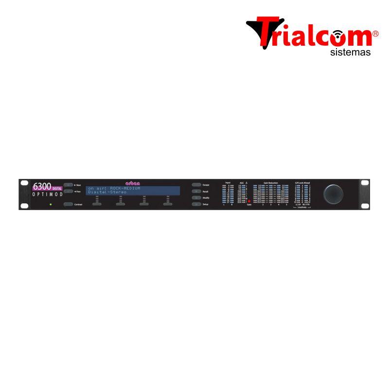 Orban 6300 Audio Processor   Trialcom   Eagle Broadcast
