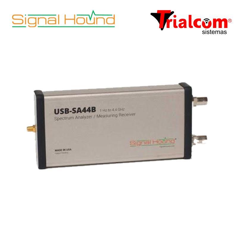 USB-SA44B – 4 4 GHz Spectrum Analyzer   Trialcom   Eagle